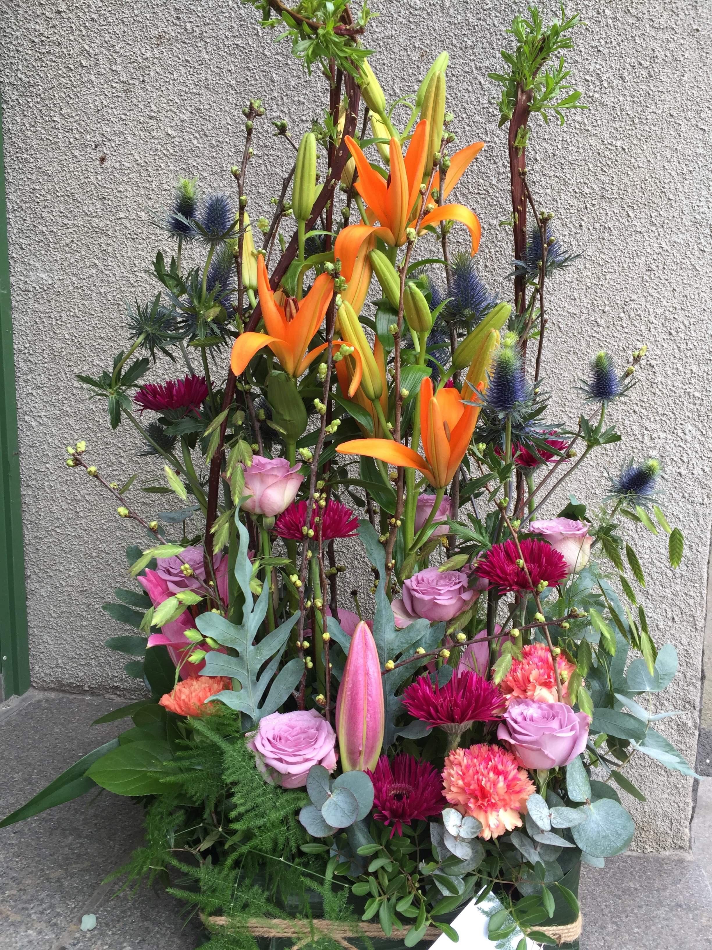 blommor begravning göteborg